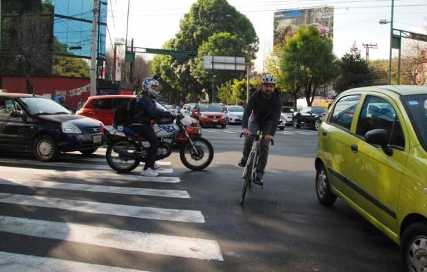 bicicleta vs motocicleta