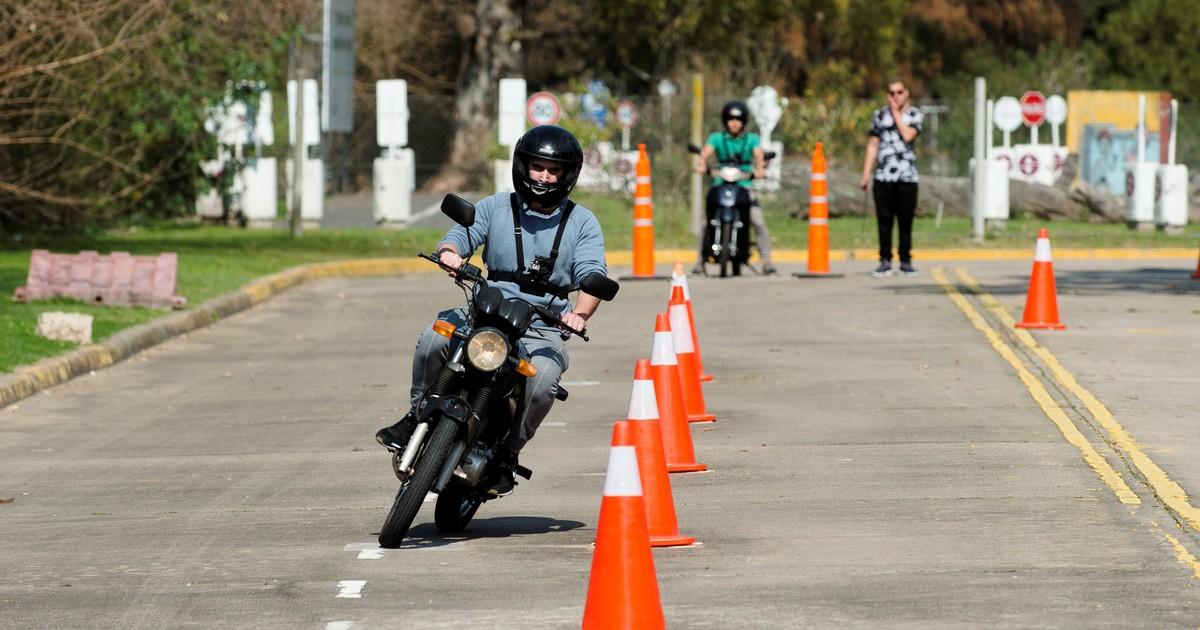 obtener licencia motociclista