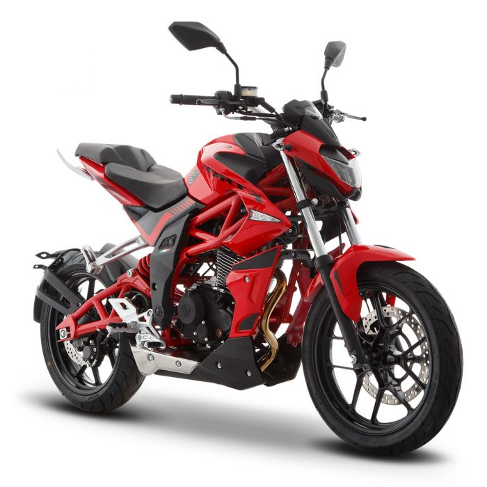 Motocicleta Italika VORT-X200